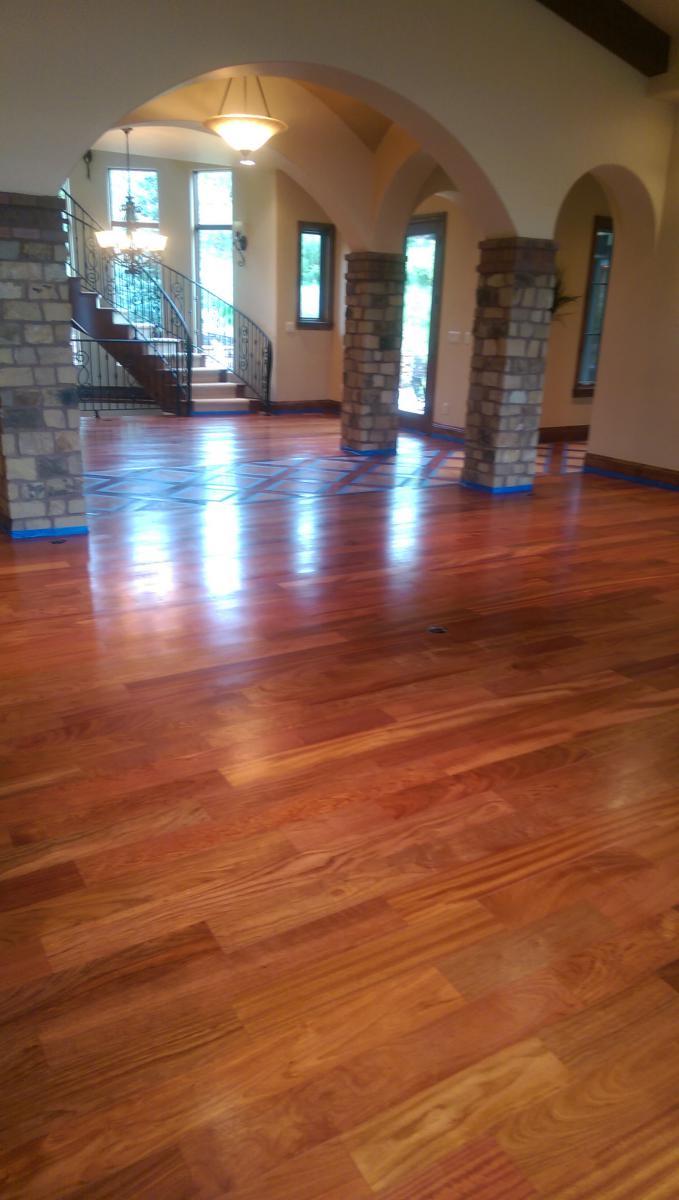 Customer gallery hardwood denver tgb flooring for Hardwood floors denver