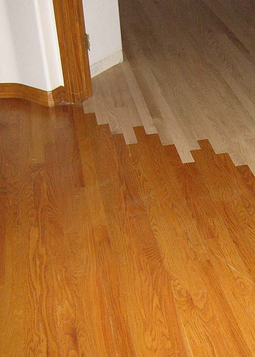 Hardwood Floor Repair Services